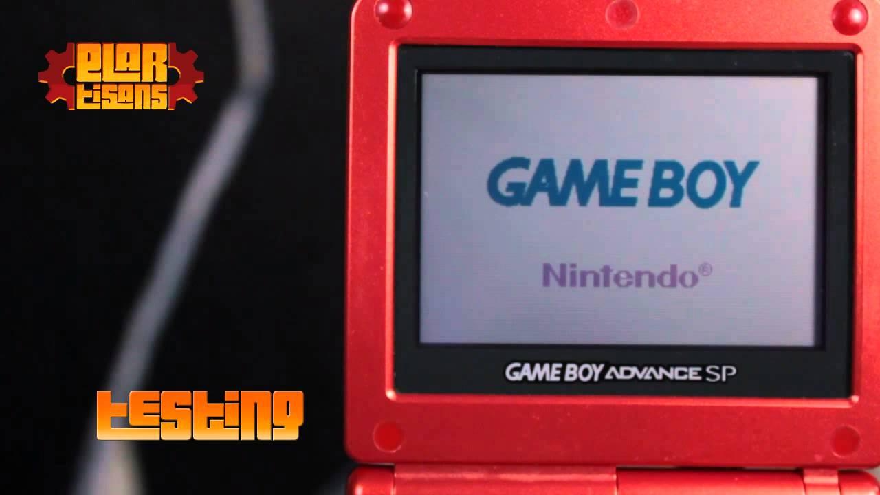 Game boy color everdrive - Supercard Mini Sd Para Game Boy Advance Unboxing Tutorial Configuration Testing Elartisans Youtube
