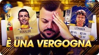 E' VERGOGNOSO !!! FIFA 18 DRAFT