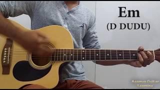 Phir Mulaqat (Cheat India) - Guitar Chords Lesson+Cover, Strumming Pattern, Progressions