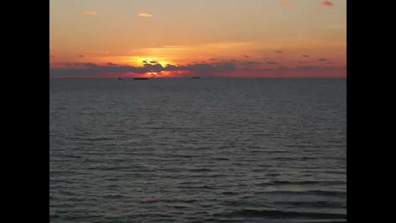 Sunrise Time Lapse South Beach Miami Fl 10 20 2017