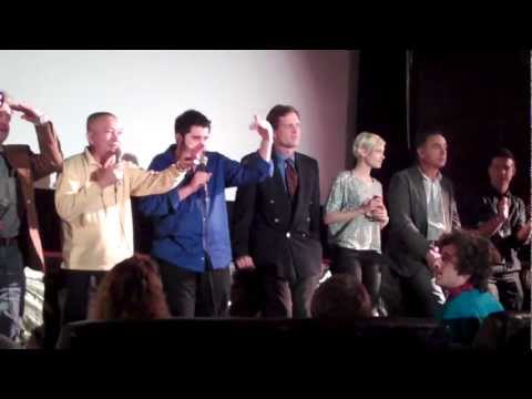 Birdemic Fest 2012  Los Angeles  Q&A With Cast, Director, and Crew Members!