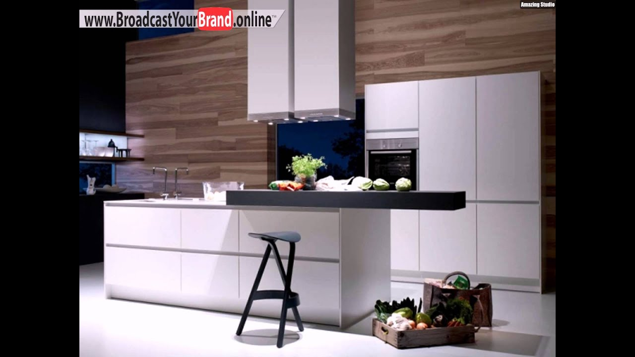 siematic k che modern wei k chentheke youtube. Black Bedroom Furniture Sets. Home Design Ideas