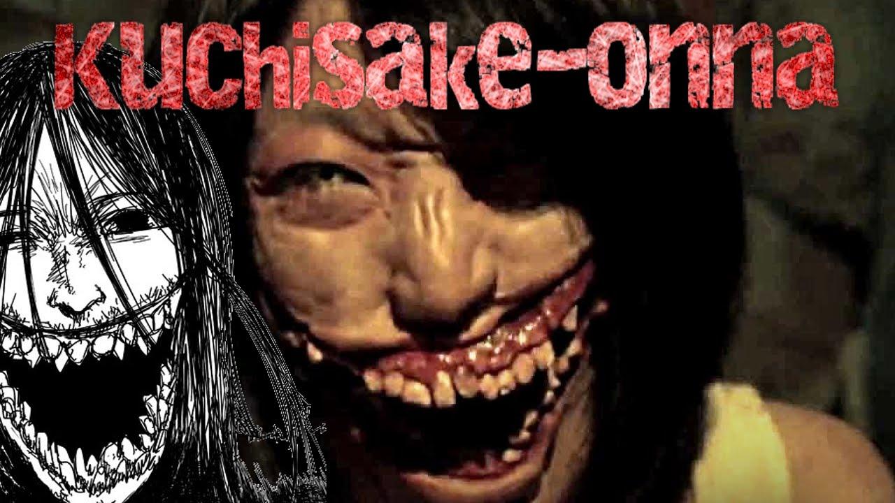 Kuchisake Onna Movie