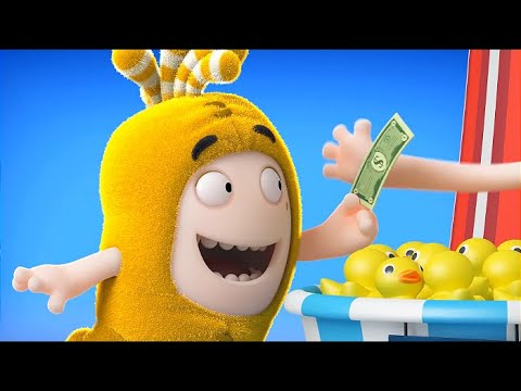 Oddbods | Bubbles - Ray Of Sunshine | Funny Cartoons For Children