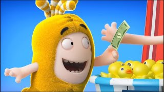 Oddbods | Bubbles: Ray Of Sunshine | Funny Cartoons For Children