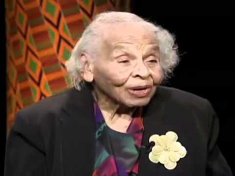 African American Legends: Olivia J. Hooker, and Reggie Turner,