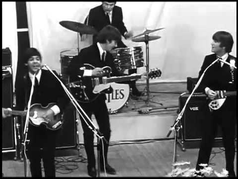 The Beatles - I Saw Her Standing There LIVE