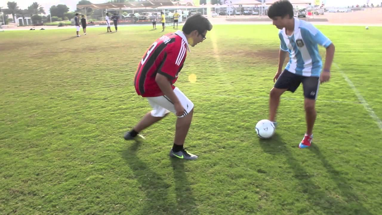 Teach Your Kid to Play Soccer - UNICEF Kid Power
