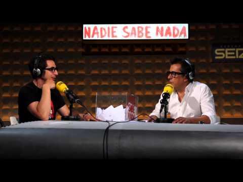 NADIE SABE NADA - (1x03): Andreu Buenafuente & Berto Romero