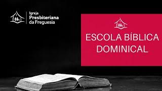 ESTUDO BÍBLICO DOMINICAL- 12/07/2020