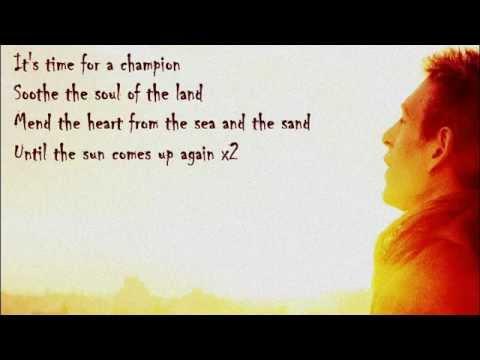 Matisyahu - Sunshine (LYRICS)