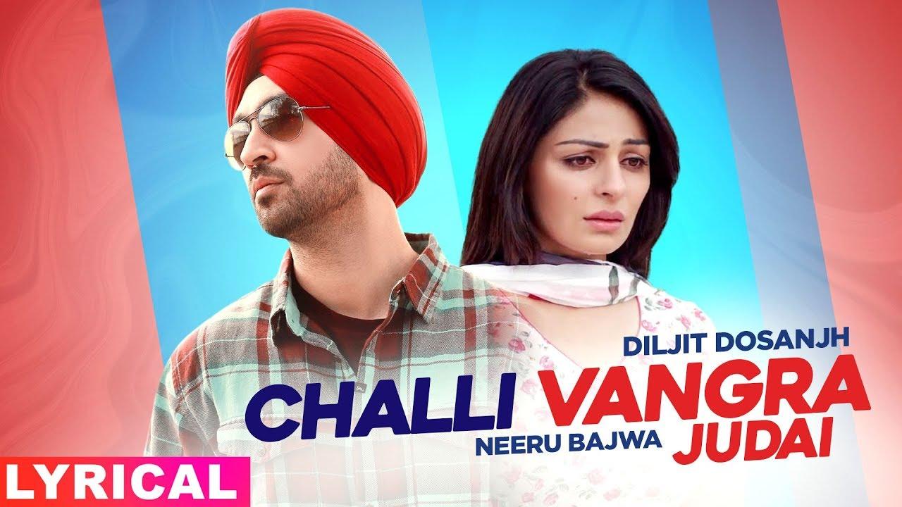 Challi Vangra Judai (Lyrical) | Sukhwinder Singh | Hit Punjabi Song 2020 | Speed Records