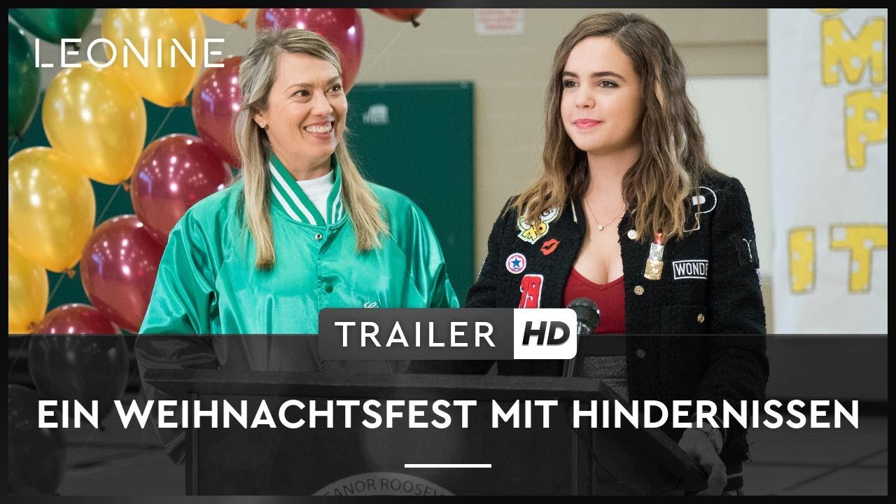 EIN WEIHNACHTSFEST MIT HINDERNISSEN | Trailer | Deutsch I FSK 0