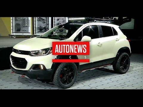 Chevrolet Trax Activ американский ответ шниве