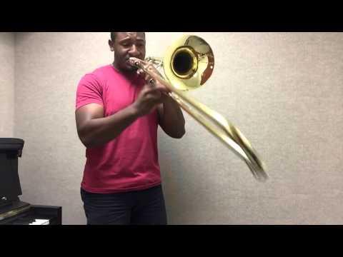 Hotline Bling - Drake - Trombone Cover