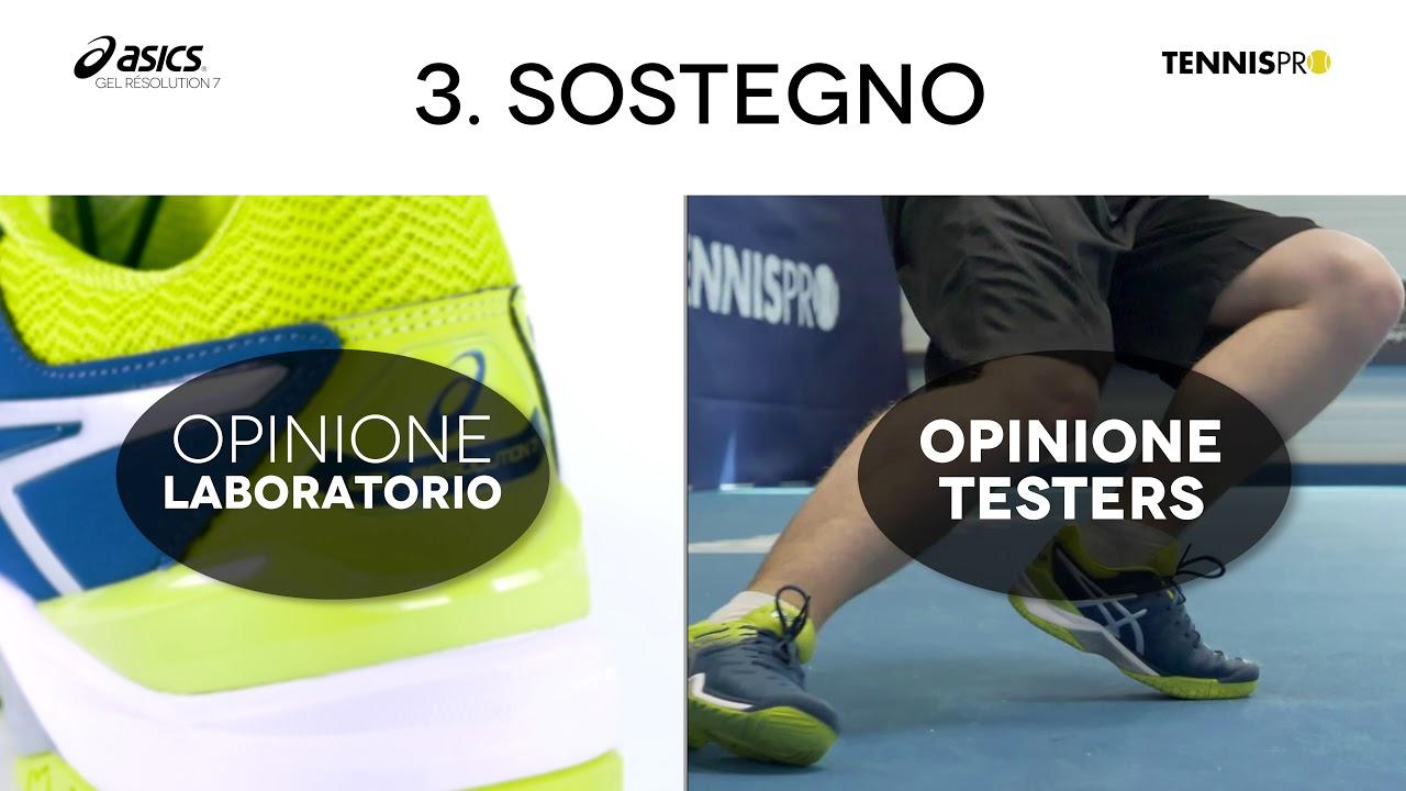 new product 8aebb f73bc Scarpe da tennis Asics Gel Resolution 7
