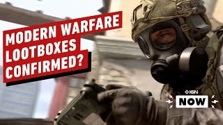 Call of Duty: Modern Warfare Multiplayer Beta May Have Confirmed Lootboxes - IGN Now