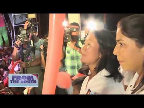 From Peru: Fujimori's Financial Backers Tied to Mossack Fonseca