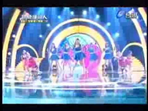 2013-10-05 超級接班人POPCORN +POPU LADY - 美麗新世界 (S.H.E) + 戀愛元氣彈 (POPU LADY)