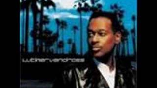 Luther Vandross - Can I Take You Out Tonight