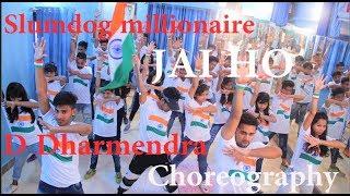 JAI HO    Slumdog millionaire    Choreography by    D Dharmendra