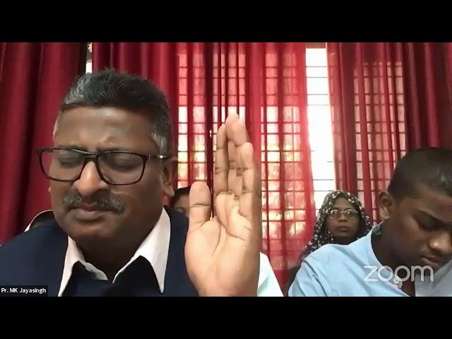Sabbath Service with Pr. M.K. Jayasingh (2)