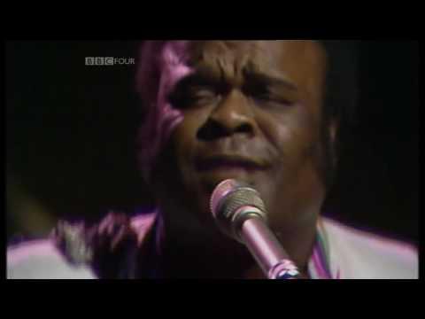 Freddie King - Woke Up This Morning - Live in 1975