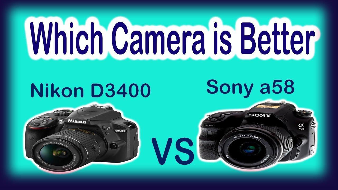 Расскажите пожалуйста поподробнее о sony a58: как фото и видео?. Просто. Здравствуйте, собираюсь купить sony a58. Выбираю.