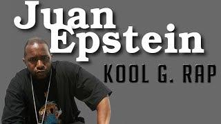 Kool G Rap Lists His Top Ten MCs