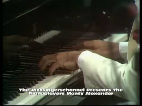 Monty Alexander 1978 Just in time.