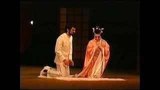Madama Butterfly love duet Gordana Jevtovic & Dragoslav Ilic - Viene la sera-Vogliatemi bene