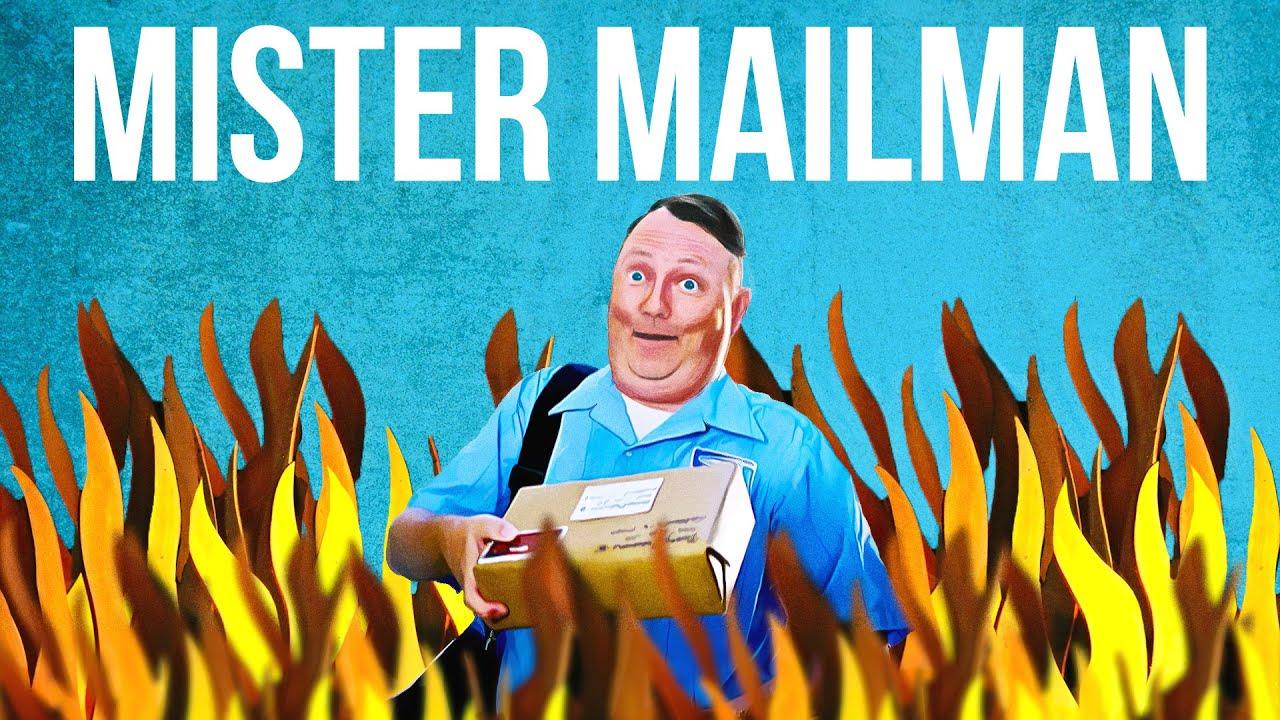 MISTER MAILMAN | Short Dark Comedy Film