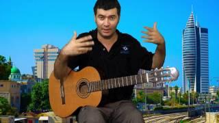 Как научится красиво петь под гитару ! супер урок!