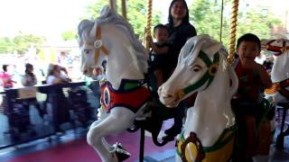2013 Tokyo Trip Day 3 - Castle Carrousel