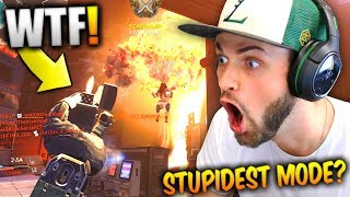 *NEW* GESTURE WARFARE - The STUPIDEST COD mode EVER?!