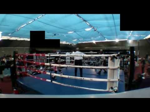 24 Marzo 2013. Larissa Santos vs Alessia Emanuele. Kick Boxing Light