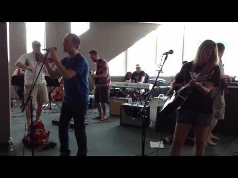 Ryan Humbert Band - Redemption (rehearsal)