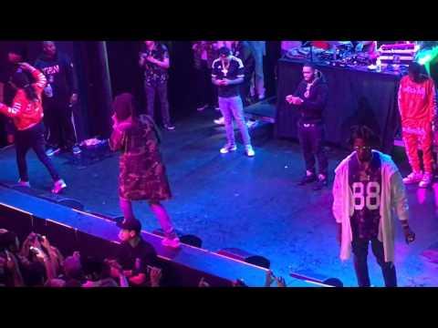 Migos Dab Tour *Freak no more* Live