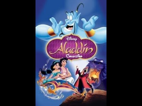 Aladdin Cartoon Movie 2018 || Latest Full Hindi Animated Movies 2018