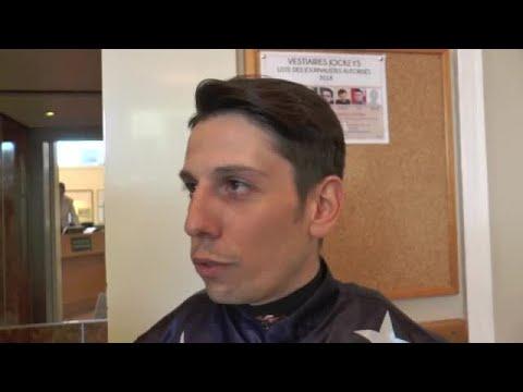 The Emirates poule d'essai des pouliches : Christian Demuro présente Olmedo