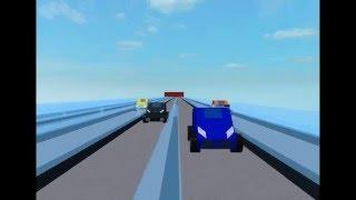Roblox KRS - A Class Drag Race