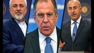 لماذا جلست تركيا مع روسيا وإيران بعد احتلال حلب..هل هناك صفقة لرحيل الأسد ووقف الحرب؟-تفاصيل