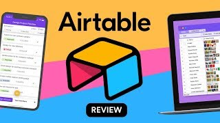 Airtable Review | Features, Pricing & Team Use