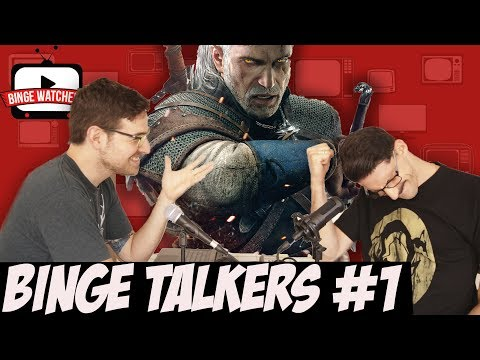 Twin Peaks, The Punisher, The Witcher OH MY | Binge Talkers #1
