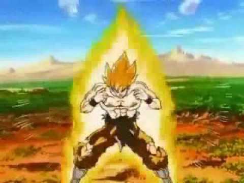 DBZ Goku Vs. Cooler - Cross fade: No Giving Up