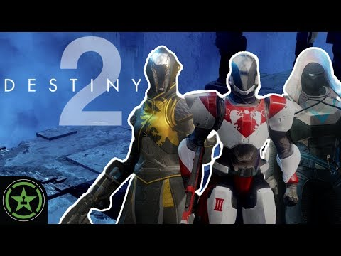 Let's Play - Destiny 2 Beta: Inverted Spire Strike