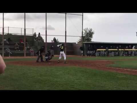 Reece Hernandez 02/22/18  vs Long Beach City College