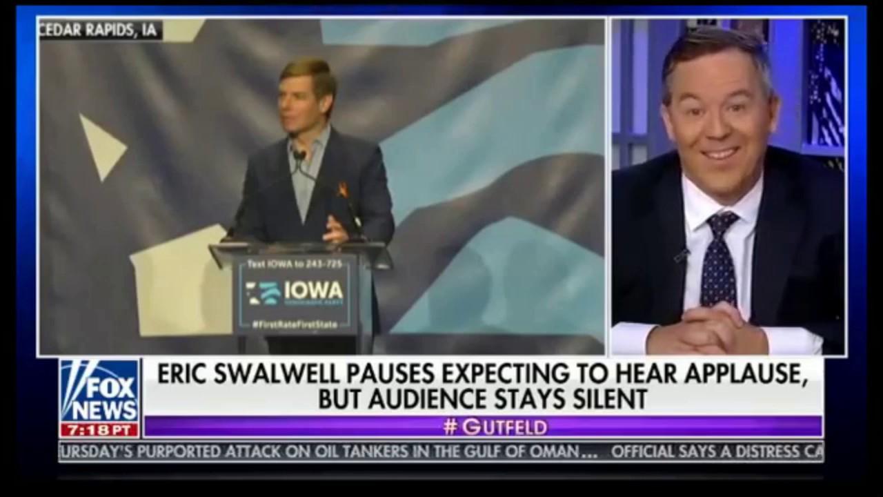 FOX News - Greg Gutfeld Show: The Swalwell Confidence Course
