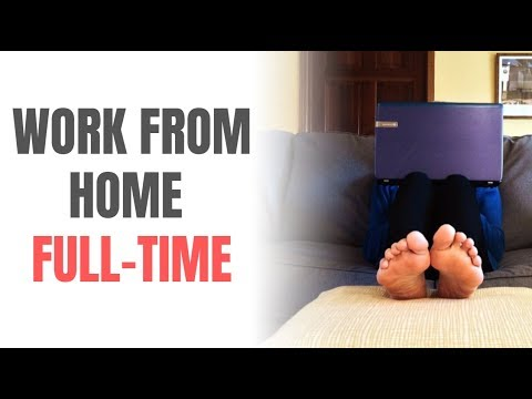 5 Full-Time Work-From-Home Jobs Hiring for June 2019