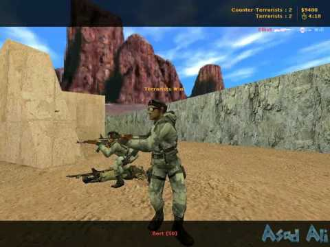 counter strike 1.6 map afk 6killer